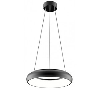 Bombolini LED Pendant 400mm dia 35 watt Black