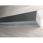 Arezzo LED Vanity 750 Aluminium
