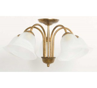 ALTO 5 LIGHT CLOSE TO CEILING MULTI ARM