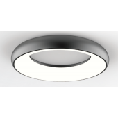 Bombolini LED Ceiling 400mm dia 35 watt Black