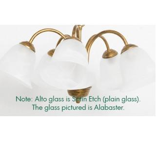 ALTO 5 LIGHT CLOSE TO CEILING MULTI ARM