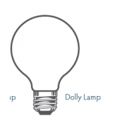 DOLLY LAMP 80mm