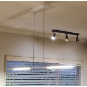 Gandino LED 1500mm Linear Pendant