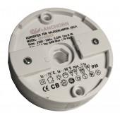60w Electronic Transformer Round