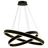 Orzano Twin Ring LED Pendant