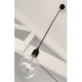 Nelo PVC Single Light Pendant