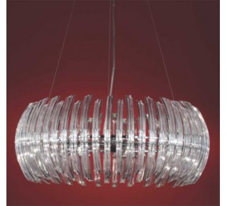 PEROSSA 12 Light OVAL PENDANT
