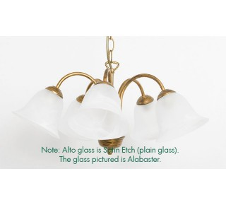 ALTO 5 LIGHT PENDANT MULTI ARM