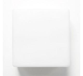 TITO LED Medium Square glass light
